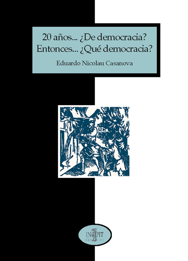 20 años...¿de democracia? Portada