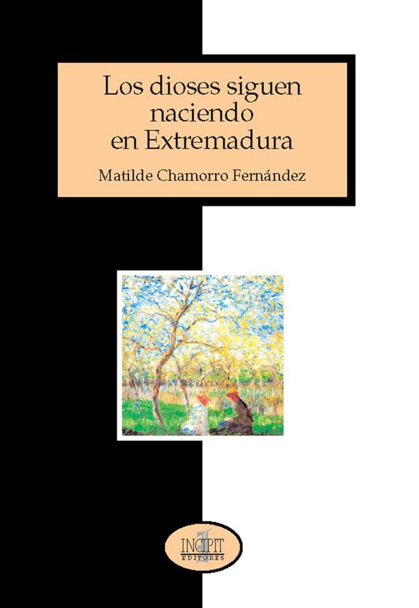Los dioses siguen naciendo en Extremadura Portada