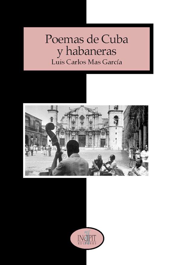 Poemas de Cuba y habaneras Portada