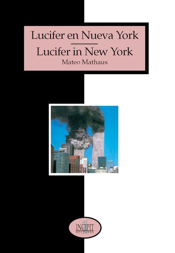 Lucifer en Nueva York Portada