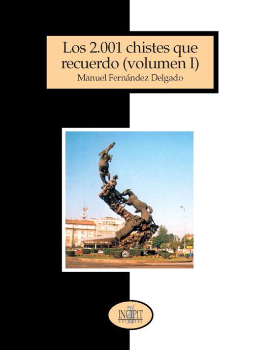 Los 2001 Chistes volumen I Portada