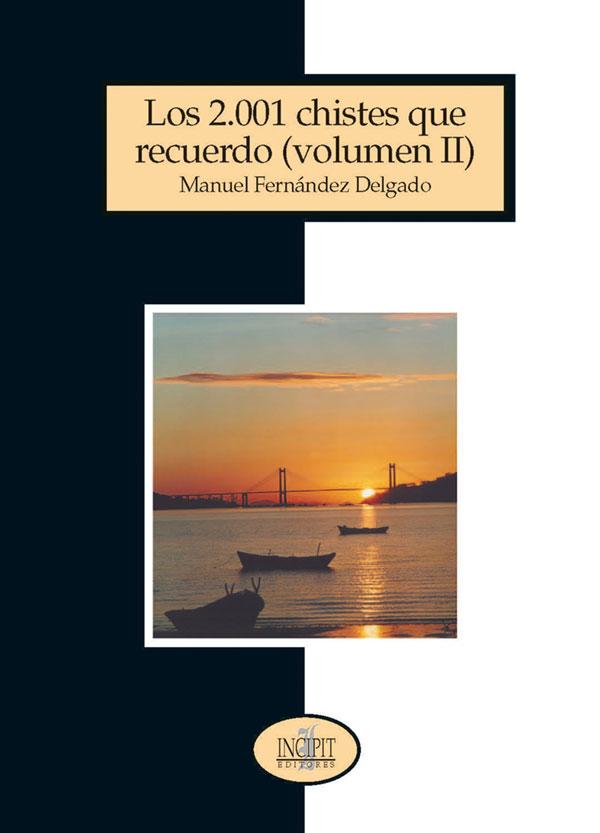 Los 2001 Chistes volumen II Portada