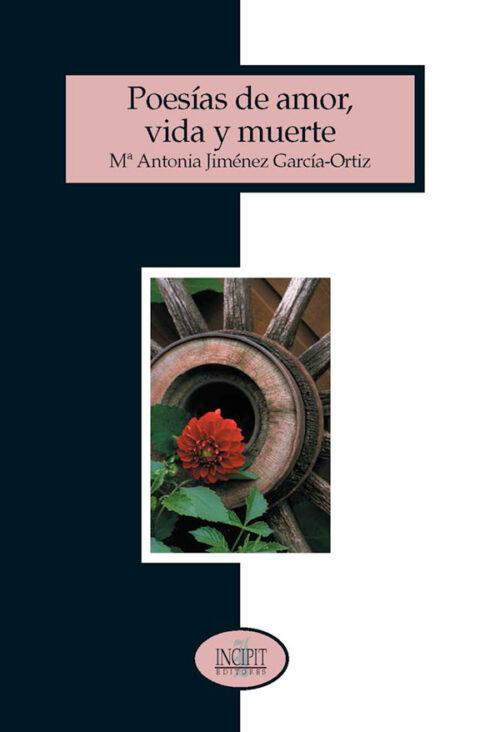 Poesia de amor vida y muerte Portada