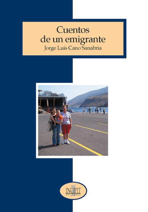 Cuentos de un emigrante Portada