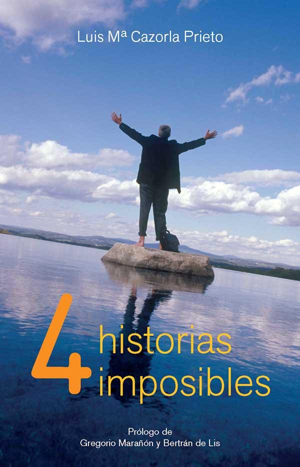 4 historias imposibles Portada
