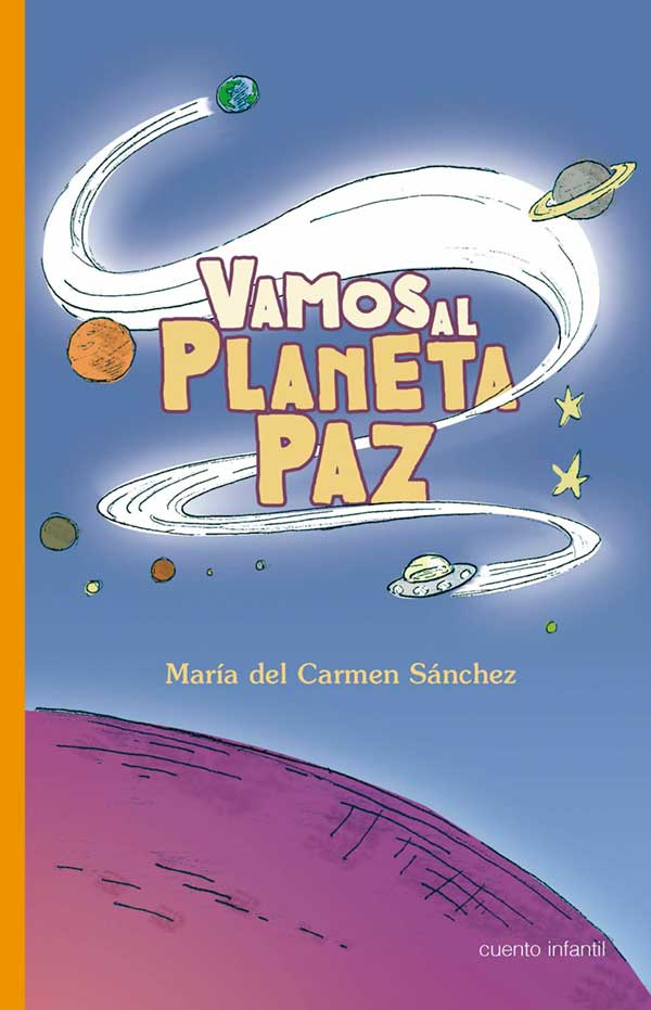 Vamos al Planeta Paz Portada