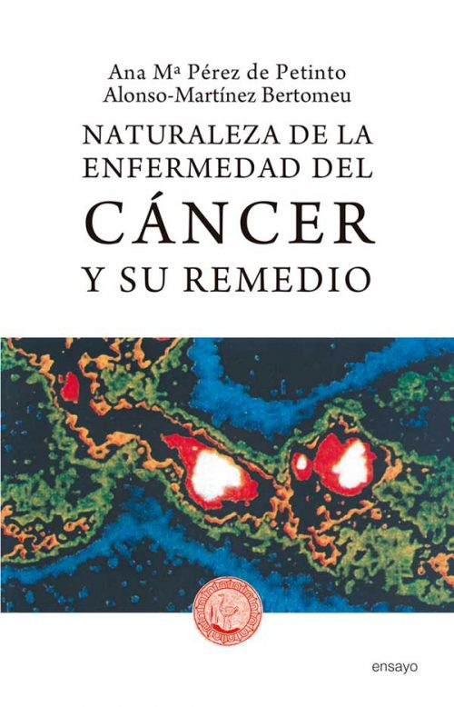 Cancer y su remedio Portada
