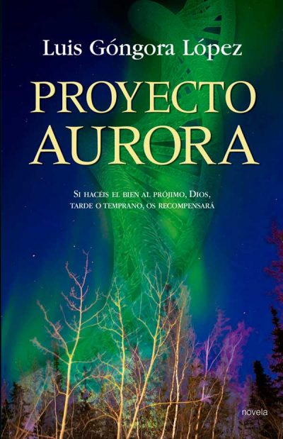 Proyecto Aurora Portada