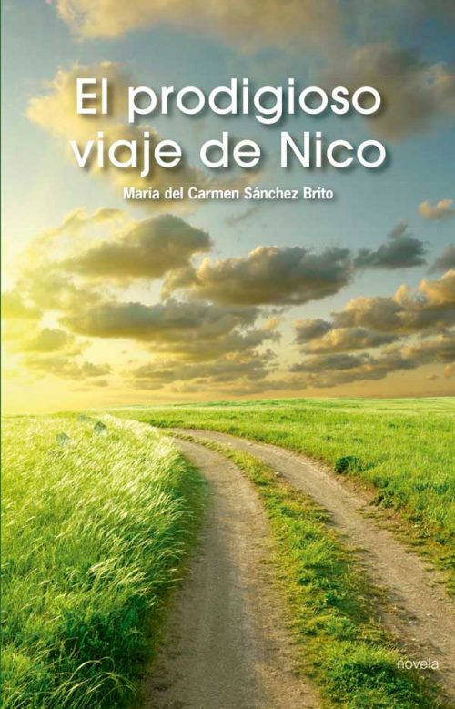 El prodigioso viaje de Nico Portada