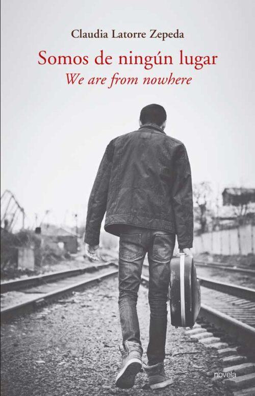 Somos de ningún lugar Portada