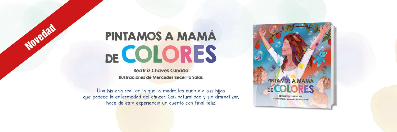 banner pintamos a mama Incipit Editores